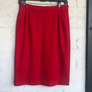Vintage Gucci skirt
